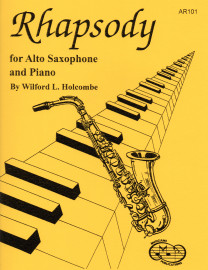 Rhapsody for Alto Saxophone and Piano