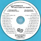 12 Intermediate Jazz Etudes for Trumpet (Audio Download)