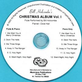 Christmas Album, Volume 1 (Audio Download)