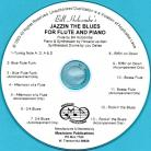 Jazzin the Blues for Flute and Piano (Audio Download)