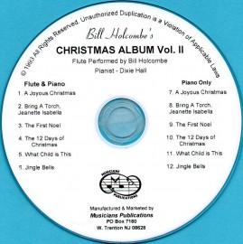Christmas Album, Volume 2 (Audio Download)