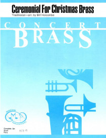Ceremonial for Christmas Brass