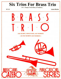 Six Trios For Brass Trio