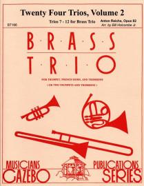 Twenty Four Trios, Volume 2 Gr. 3-4