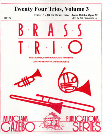 Twenty Four Trios, Volume 3