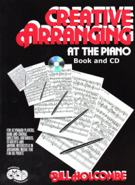 Creative Arranging at the Piano (Book and CD)