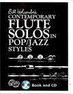Contemporary Flute Solos in Pop/Jazz Style (Book and CD)