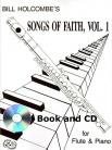 Songs of Faith for Flute and Piano, Volume 1 (Book and CD)