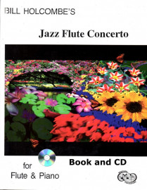 Jazz Flute Concerto (Book and CD)