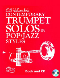 Contemporary Trumpet Solos in Pop Jazz Styles (Book and CD)