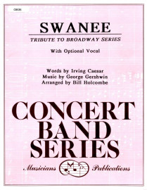 Swanee (with optional vocal)