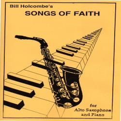 Songs of Faith for Alto Saxophone