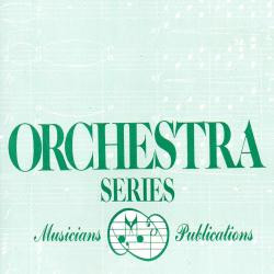 Individual Parts for Orchestra series parts