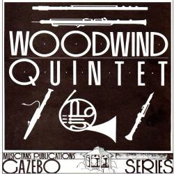 Individual Scores for Woodwind Quintets