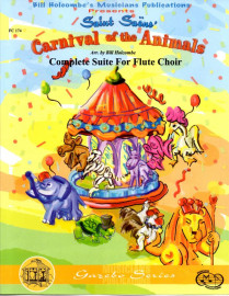 Carnival Of The Animals (Complete Set)