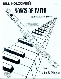 Fairest Lord Jesus - Flute/Piano
