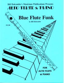 Blue Flute Funk.                      Gr. 4