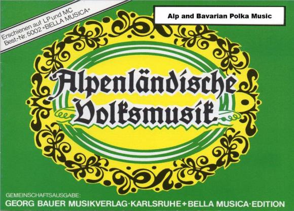 Alpenlandische Volksmusik