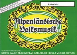 Alpen Musik ( Horn 3 in Eb)