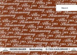 Alles Zur Stimmung (Flute/Oboe)