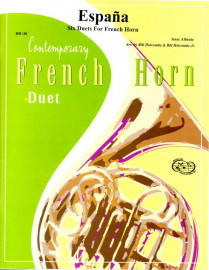 Espana - Six French Horn Duets