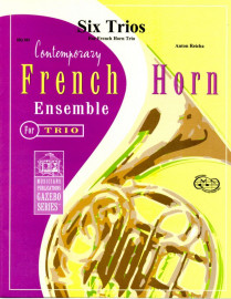 Six Trios For French Horn