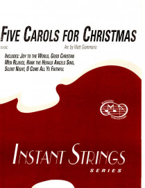 Five Carols for Christmas