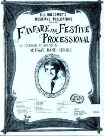 Fanfare & Festive Processional