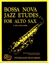 Bossa Nova for Alto Sax