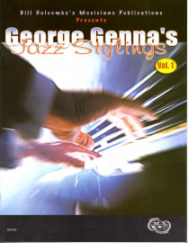 George Genna's Jazz Stylings for the Piano