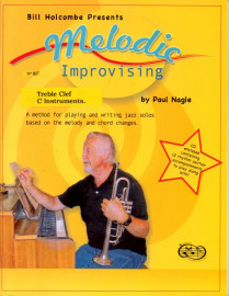 Melodic Improvising for Treble Clef C Instruments