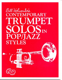 Contemporary Trumpet solos in Pop/Jazz Style