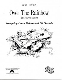 Over The Rainbow - SCORE ONLY