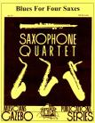 Blues For Four Saxes