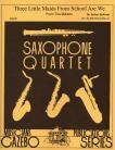 Three Little Maids From School Are We (Saxophone Quartet)