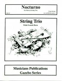 Nocturno/Horn & String Trio