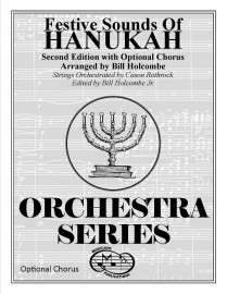 Festive Sounds of Hanukah Optional Chorus Part