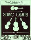 Horn Quintet in Eb