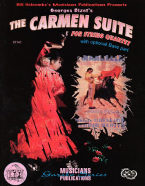 Carmen Suite, The (2nd Edition)